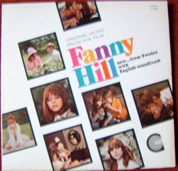 Fanny Hill original soundtrack