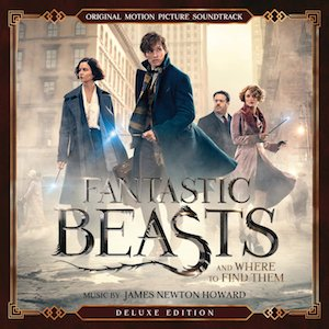 Fantastic Beasts and where to find them original soundtrack