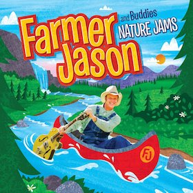 Farmer Jason: Nature Jams original soundtrack