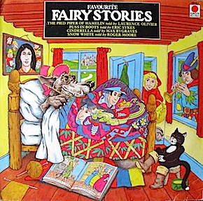 Favourite Fairy Stories original soundtrack