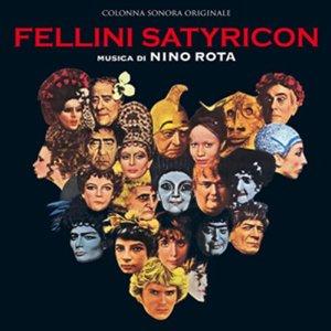 Fellini Satyricon / Fellini's Roma original soundtrack