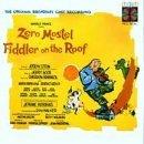Fiddler on the Roof: original broadway cast original soundtrack
