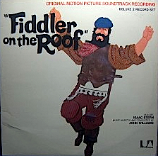 Fiddler on the Roof: OST original soundtrack