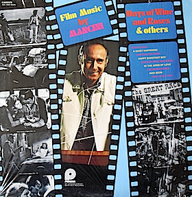 Film Music: Mancini original soundtrack