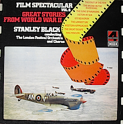 Film Spectacular Vol.6: Great Stories From World War II original soundtrack