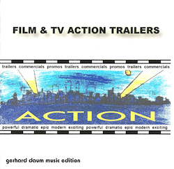 Film & TV Action Trailers original soundtrack