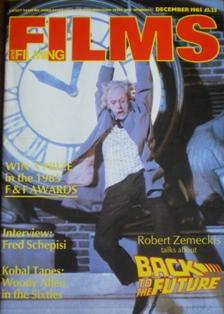 Films and Filming: Dec 85 original soundtrack
