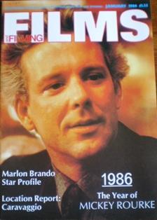Films and Filming: Jan 86 original soundtrack
