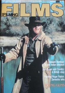 Films and Filming: Jan 89 original soundtrack