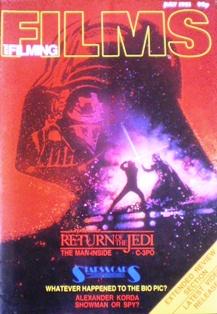 Films and Filming: July 83 original soundtrack