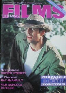 Films and Filming: June 87 original soundtrack