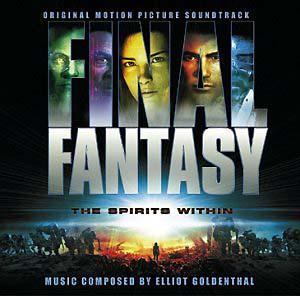 Final Fantasy: the Spirits Within original soundtrack