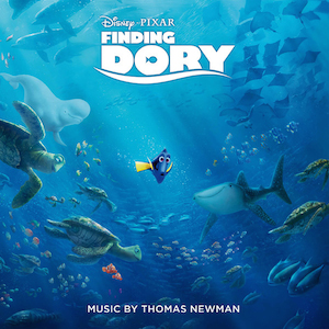 Finding Dory original soundtrack