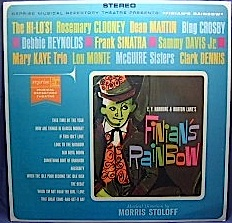 Finian's Rainbow: reprise musical theatre original soundtrack