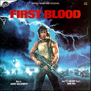 First Blood Rambo original soundtrack