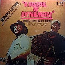 Fistful of Dynamite original soundtrack