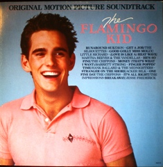 Flamingo Kid original soundtrack