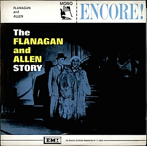 Flanagan and Allen Story original soundtrack