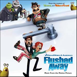Flushed Away original soundtrack