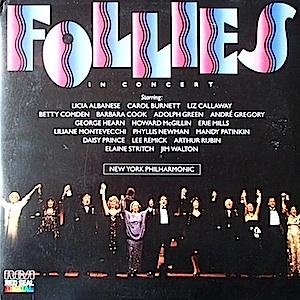 Follies: In Concert original soundtrack