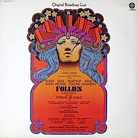 Follies: Original Broadway Cast original soundtrack