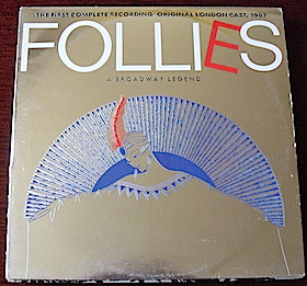 Follies: Original London Cast original soundtrack