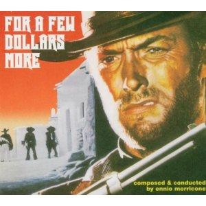 For a Few Dollars More original soundtrack