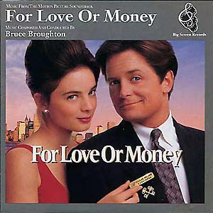 For Love or Money original soundtrack