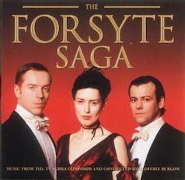 Forsyte Saga original soundtrack