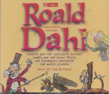 Four Favourite Stories: Roald Dahl original soundtrack