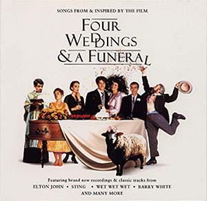 Four Weddings and a Funeral original soundtrack