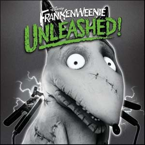 Frankenweenie Unleashed original soundtrack