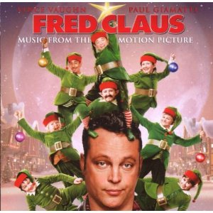 Fred Claus original soundtrack