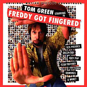 Freddy Got Fingered original soundtrack