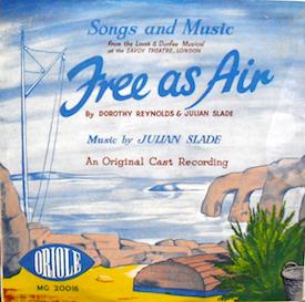 Free as Air original soundtrack