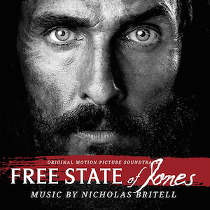 Free State of Jones original soundtrack
