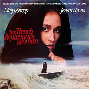 French Lieutenant s Woman original soundtrack