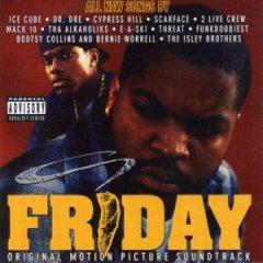 Friday original soundtrack