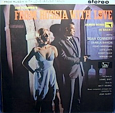 From Russia with Love original soundtrack