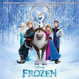 Frozen original soundtrack