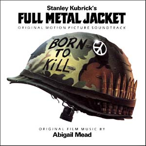 Full Metal Jacket original soundtrack