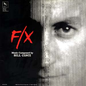 F/X original soundtrack