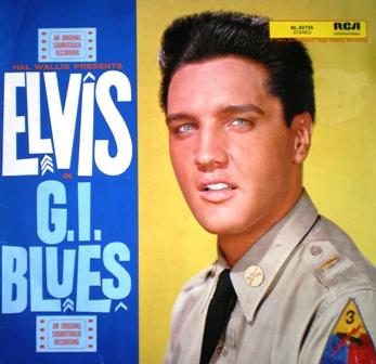 G.I. Blues original soundtrack