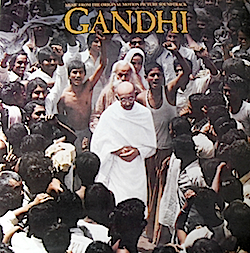 Gandhi original soundtrack