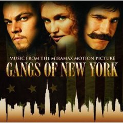 Gangs of New York original soundtrack