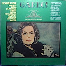 Garbo! scenes from the films original soundtrack