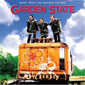 Garden State original soundtrack