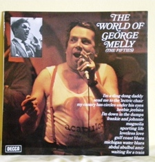 George Melly: the 50s original soundtrack