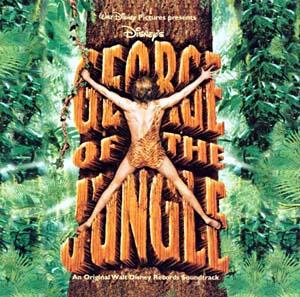 George of the Jungle original soundtrack