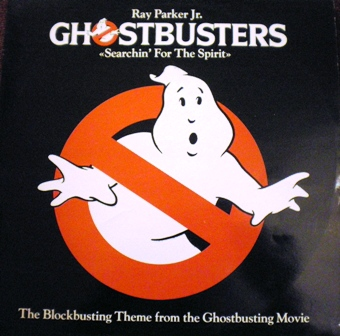 Ghostbusters: searchin for the spirits original soundtrack